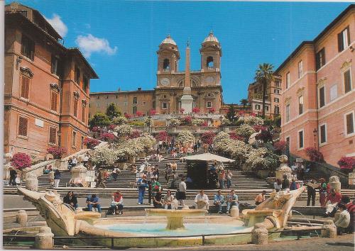 Roma - Piazza di Spagna (Spain Square)