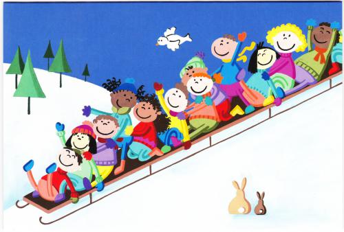 UNICEF Boxed Christmas Cards Angel Multi-colored URS - 12 cards 13 envelopes. Box of 12 'Eating Noses Boxed Christmas' Hilarious Greeting Cards w/Envelopes x Inch, Happy Holidays Cards with Funny Snowman Cartoon, Stationery for .