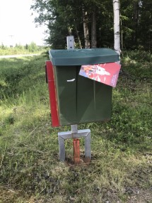 Sippe's mailbox