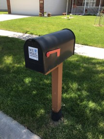 clbrown's mailbox