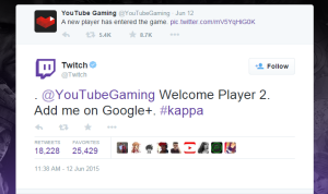 Should TGN Partners Adopt Youtube Gaming?