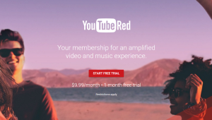 YouTube Red Facts For TGN Partners