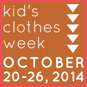kid's clothes week