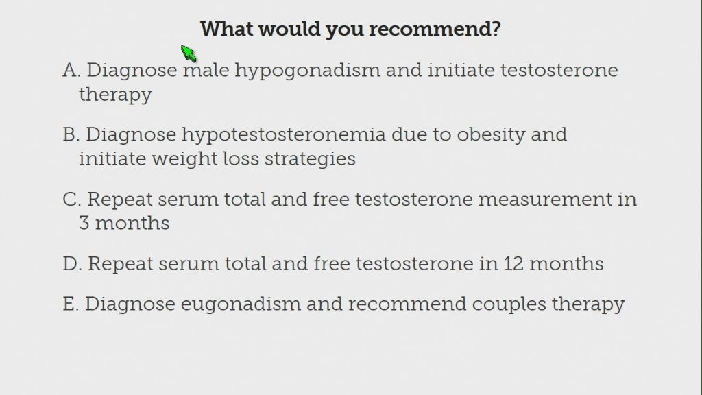 testosterone free and total