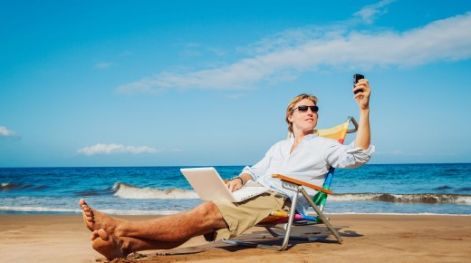 Summer Travel Essentials for Telecommuters