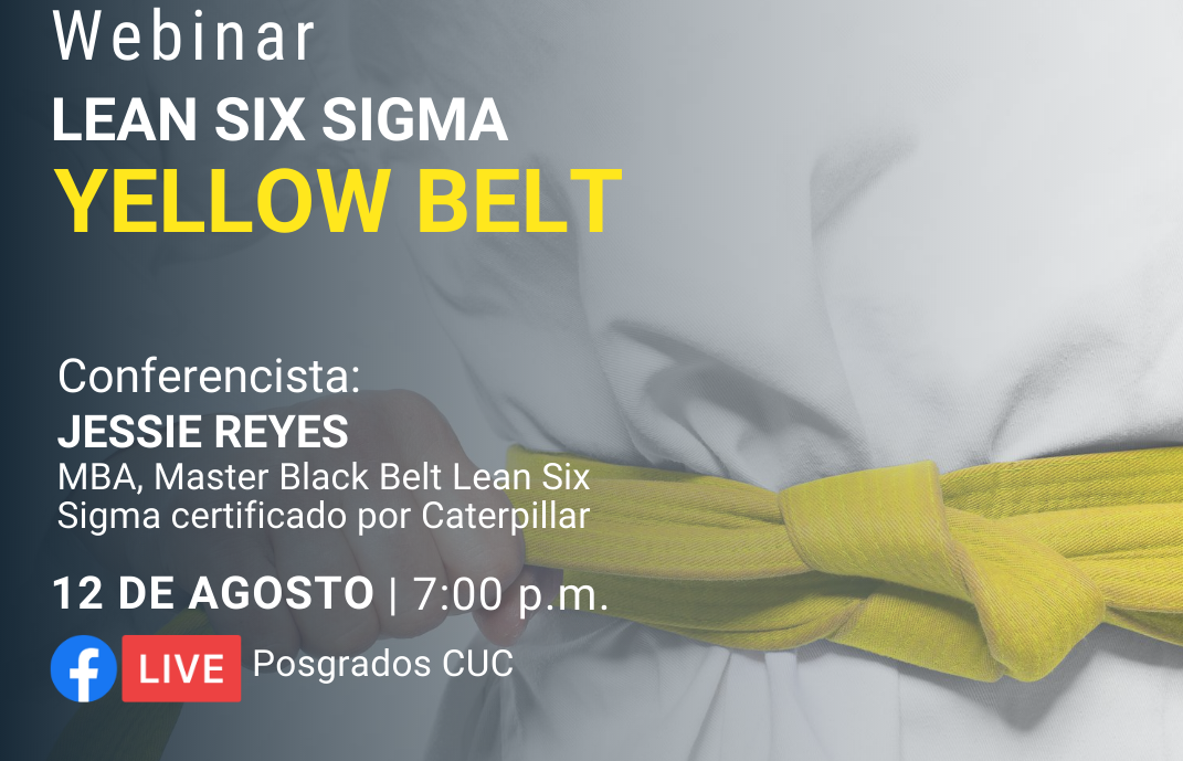 "Webinar ""Lean Six Sigma Yellow Belt"""