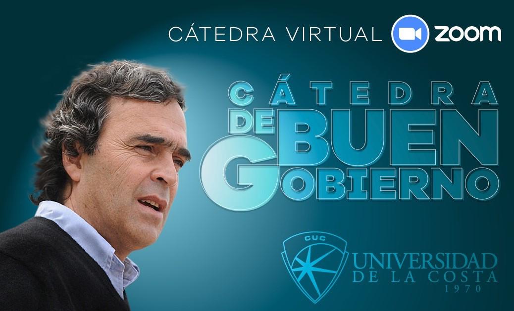 Cátedra de Buen Gobierno con Sergio Fajardo