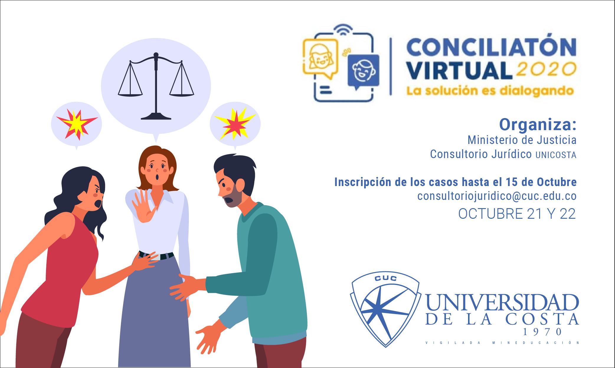 Conciliaton virtual 2020
