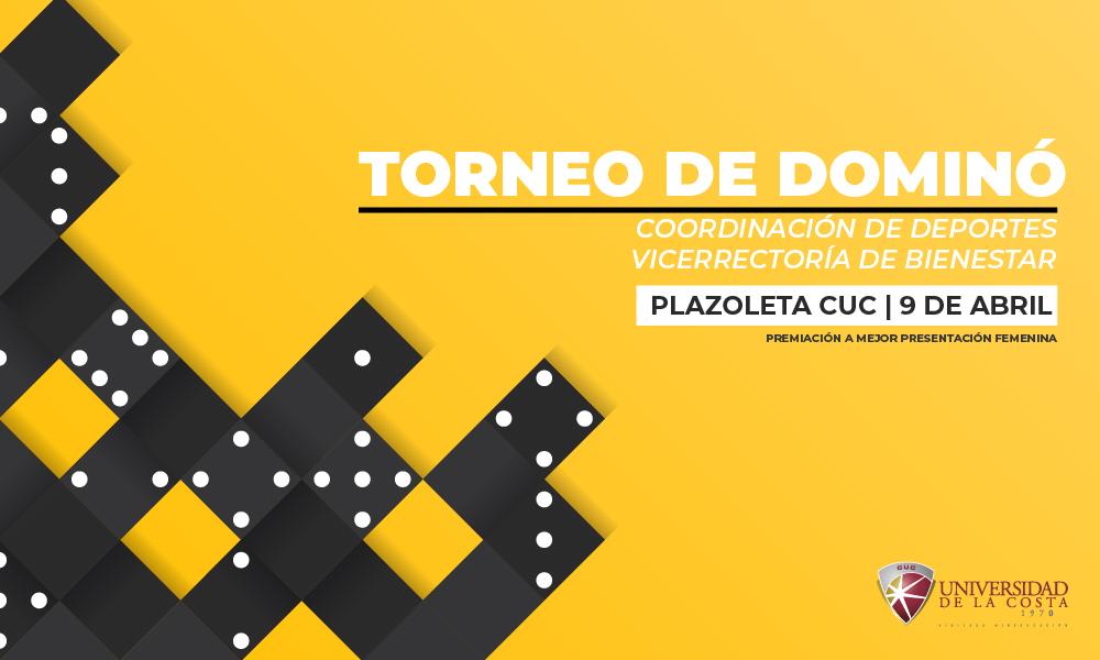 Torneo Interno de Dominó-  Inscripciones Abiertas