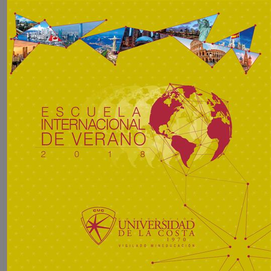 Escuela internacional de verano 2018