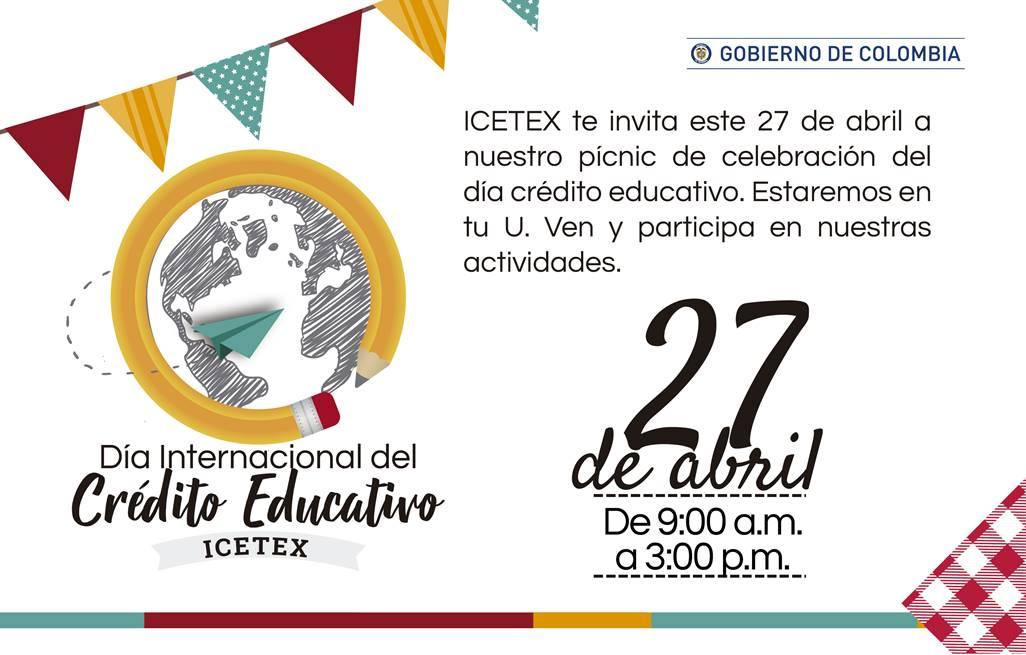 Día Internacional del Crédito Educativo ICETEX