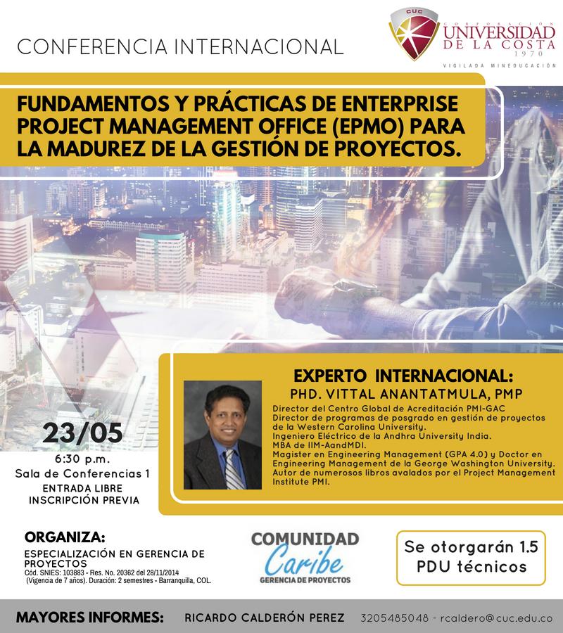 Fundamentos y prácticas de Enterprise Project Management Office (EPMO) para la madurez de la gestión de proyectos