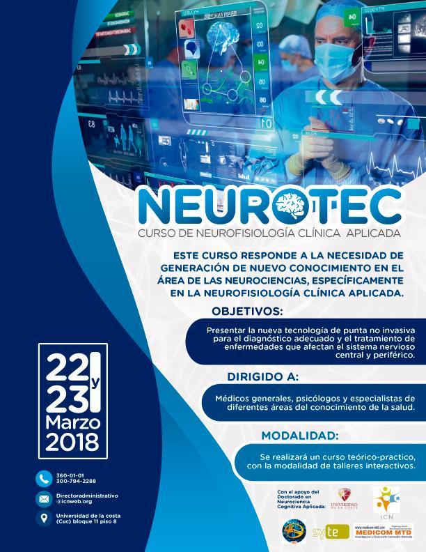 "CURSO DE NEUROFISIOLOGIA CLINICA APLICADA ""NEUROTEC"""