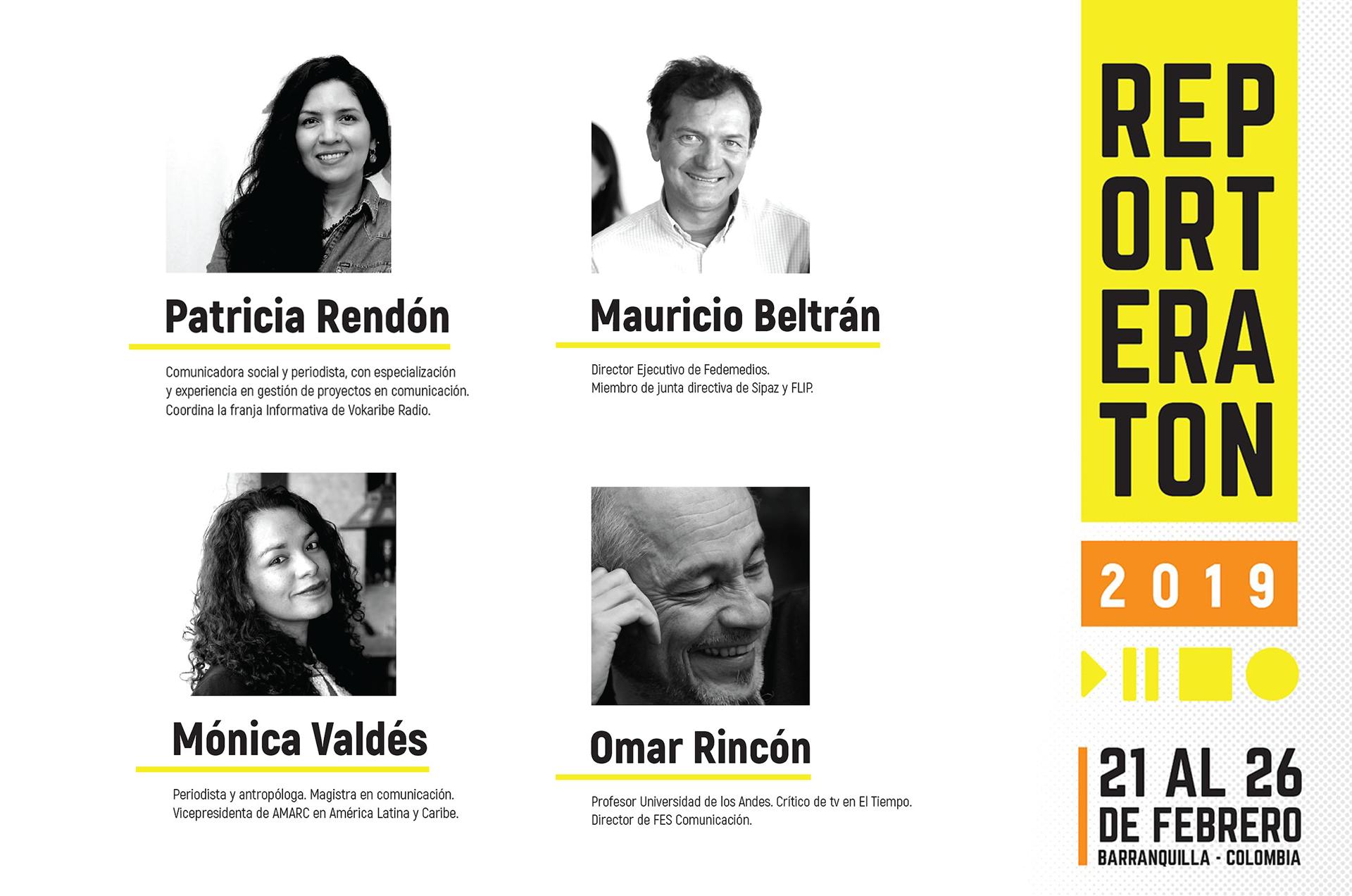 La radio y medios comunitarios en Colombia y América Latina, en Reporteratón 2019