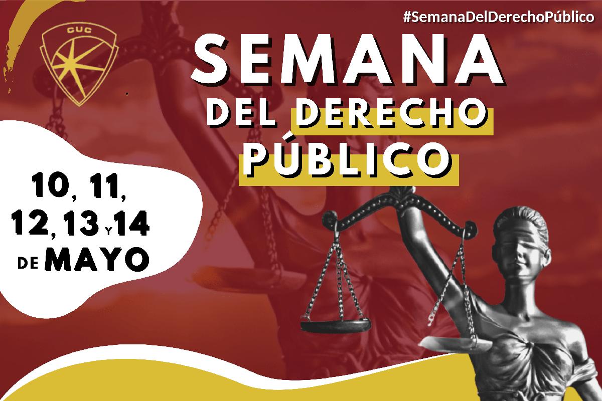 Participa en la Semana del Derecho Público