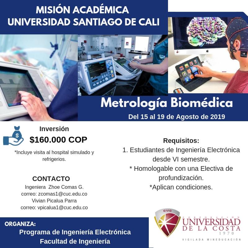 Misión Académica Universidad Santiago de Cali
