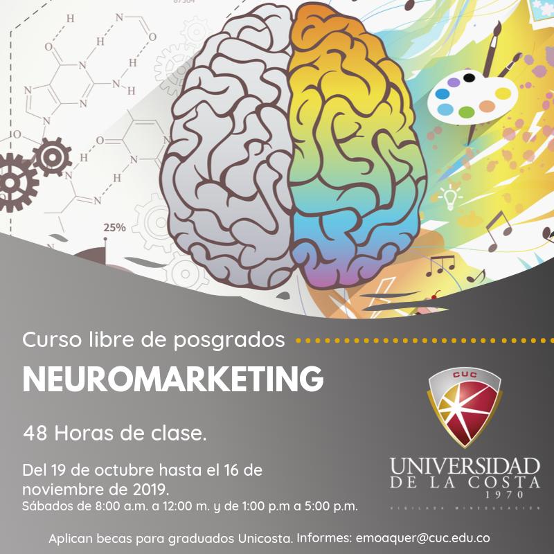 Neuromarketing - Actualiza tus conocimientos con los cursos libres de Posgrado