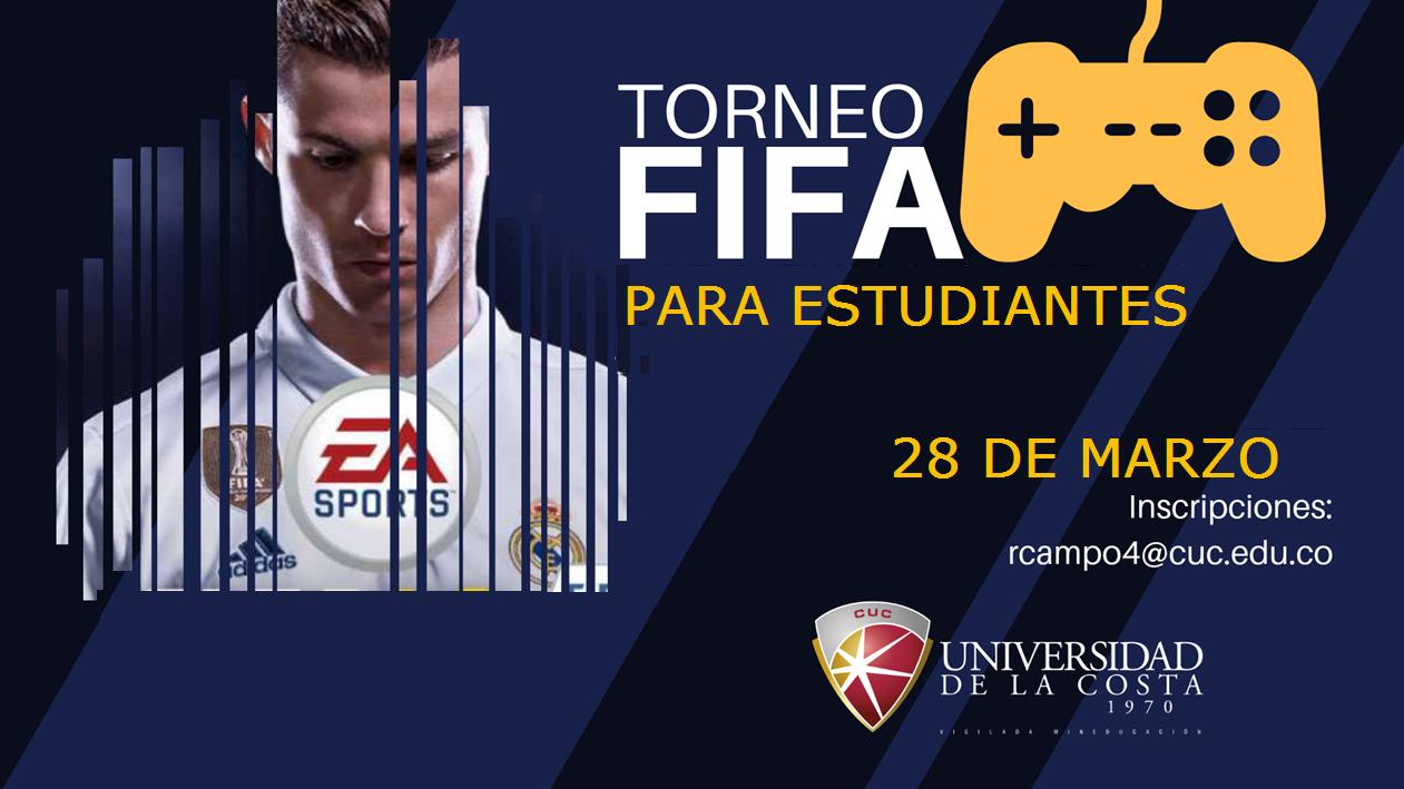 Torneo FIFA para estudiantes