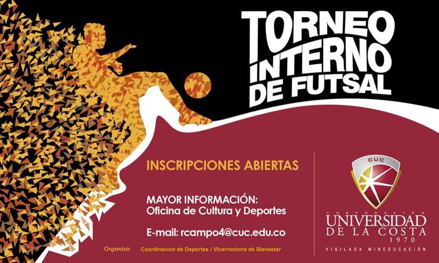 Torneo interno de futsal