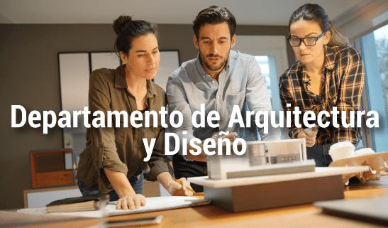 Dpto. de Arquitecturas y Diseño