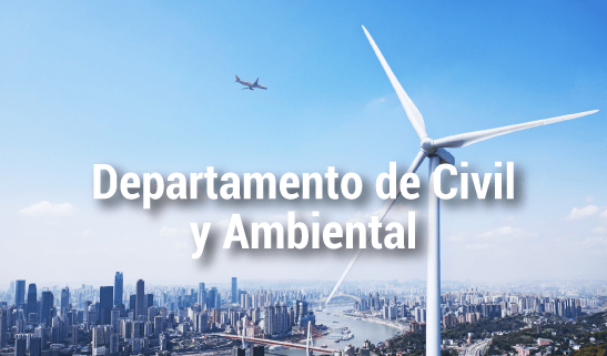 Dpto. de Civil y Ambiental