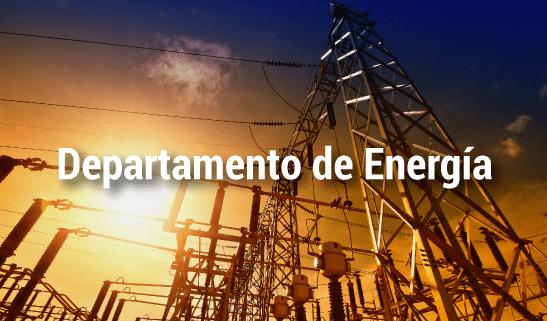 Dpto. de Energía