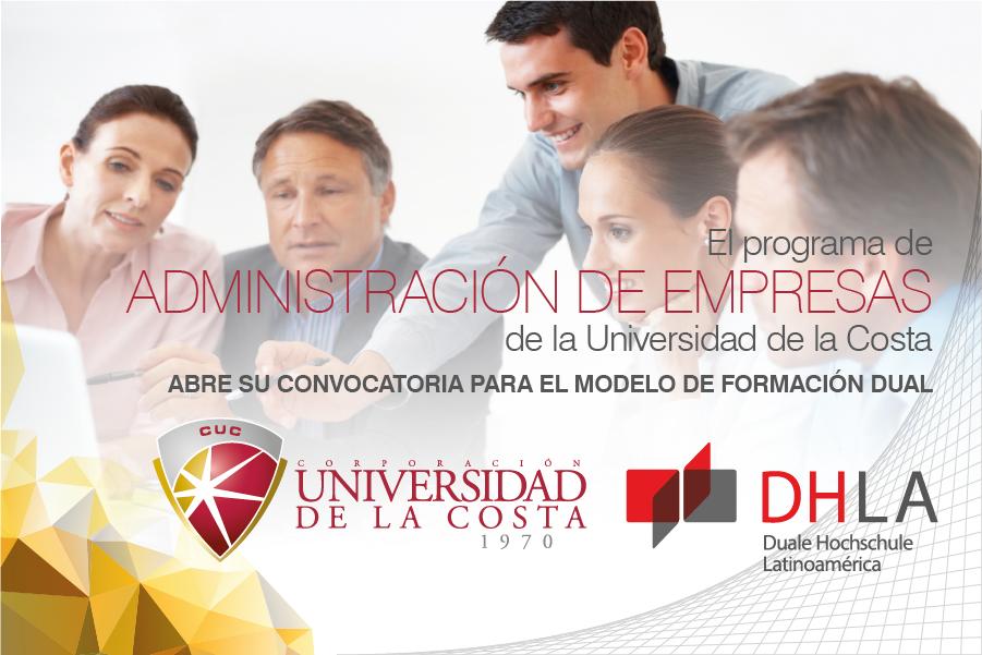 Duale CUC Adm Empresas 2015 EFlyer 2