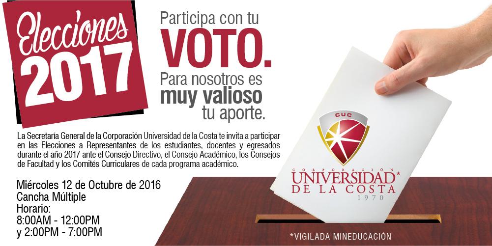 NotiCUC Elecciones 2016 01
