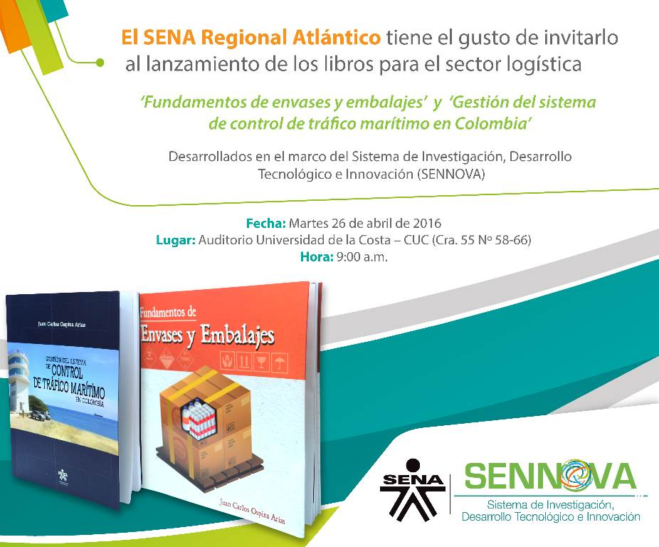 evento libros sector logistica