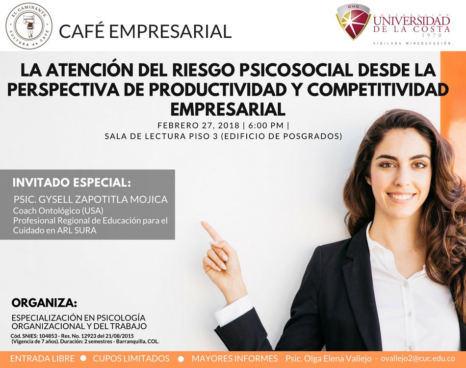 Cafe empresarial