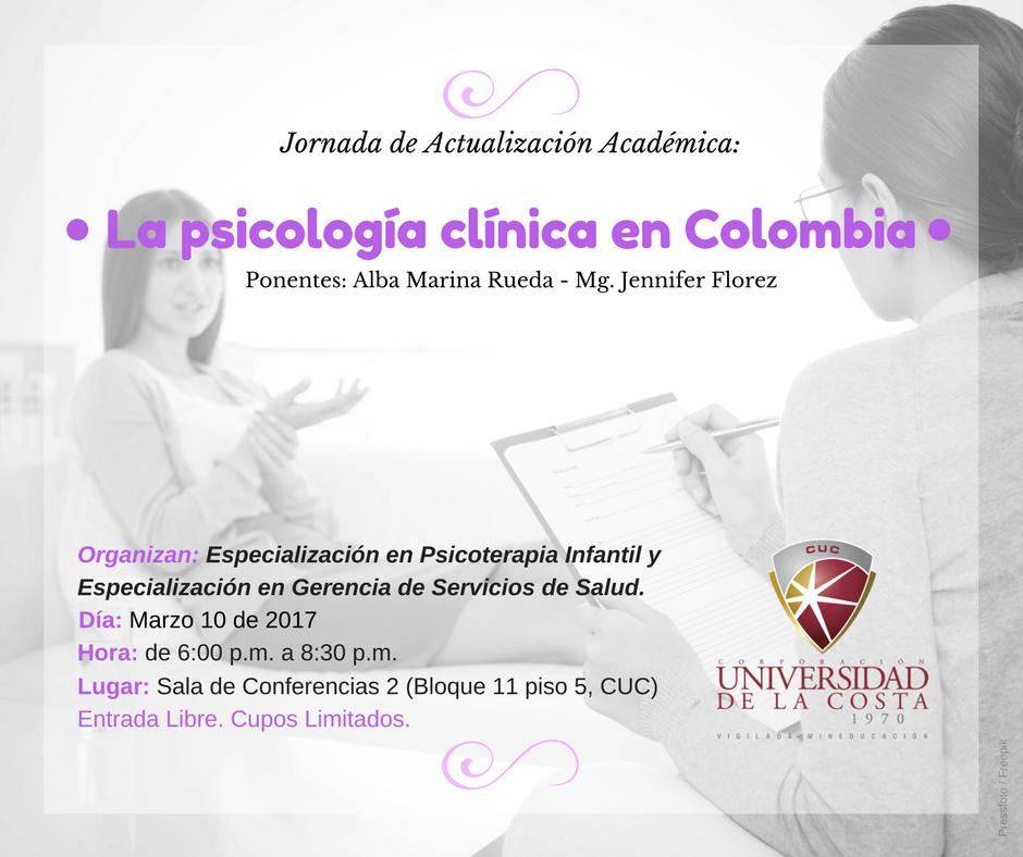 jornada psicologia clinica