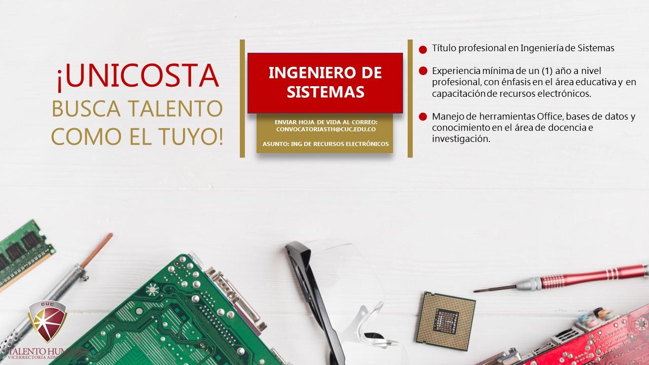 ING SISTEMAS RECURSOS ELECTRONICOS