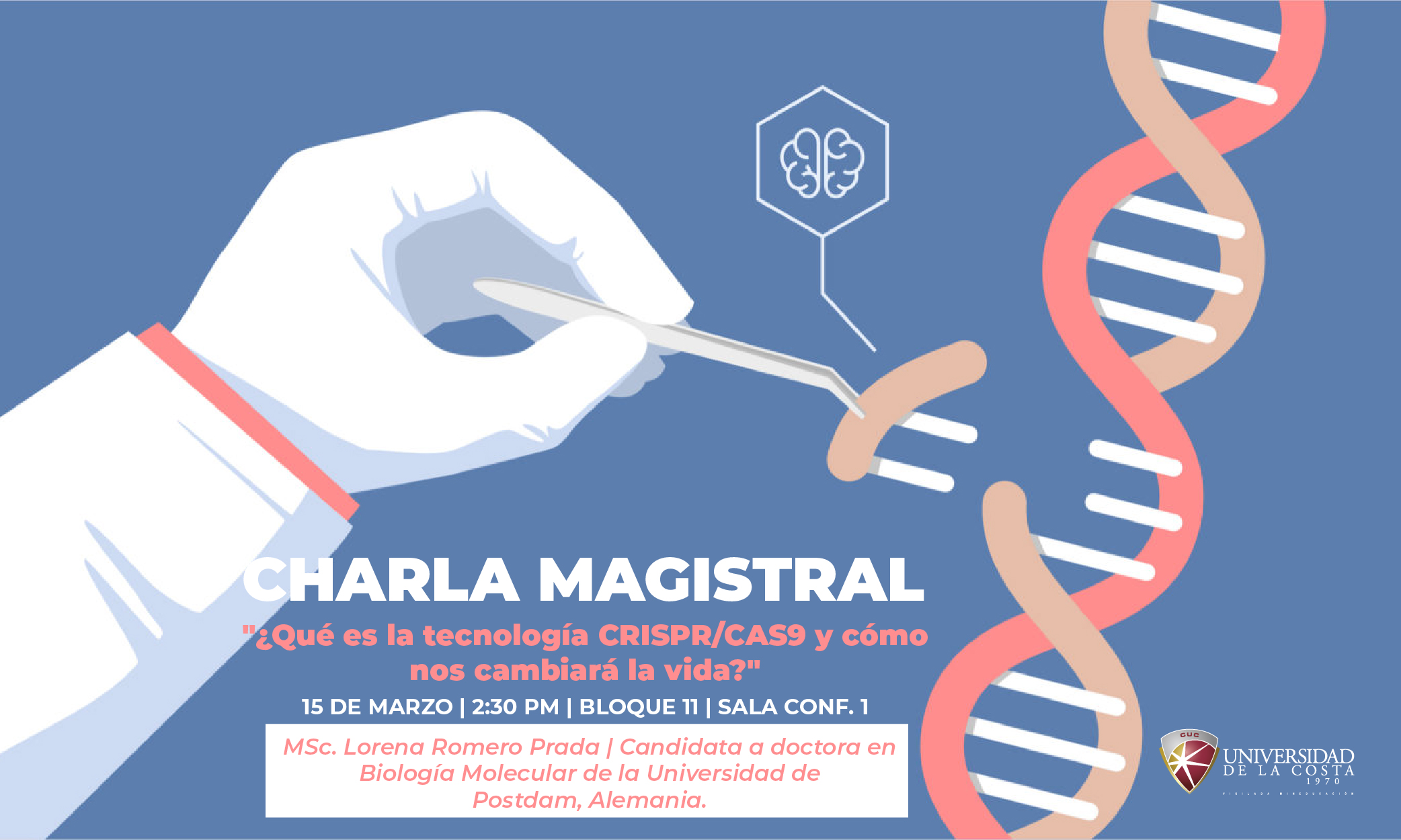 CONFERENCIA CRISPR AC