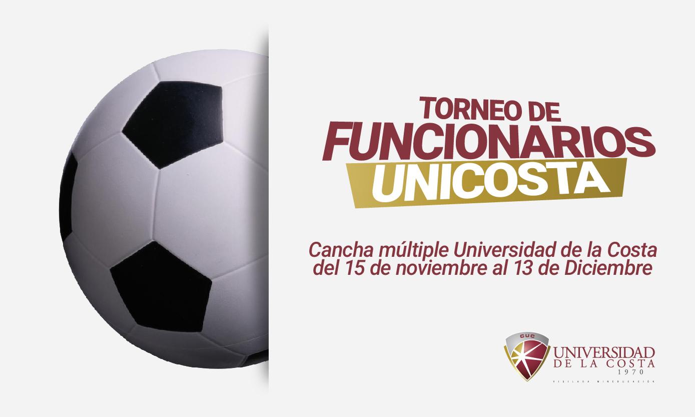 Torneo funcionarios Unicosta 07