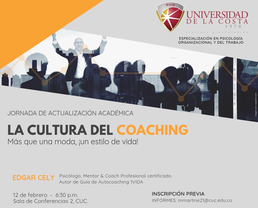 cultura del coaching