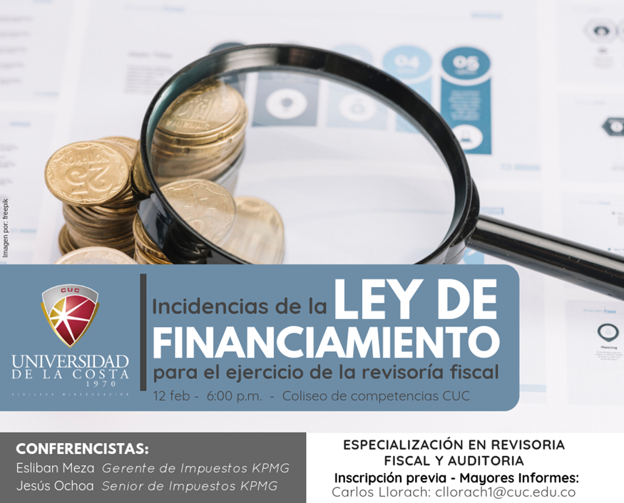 ley de financiemiento