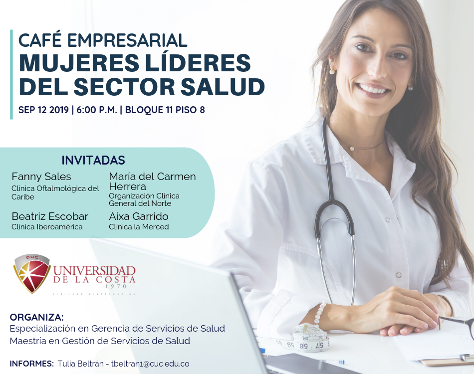 mujeres lideres del sector salud