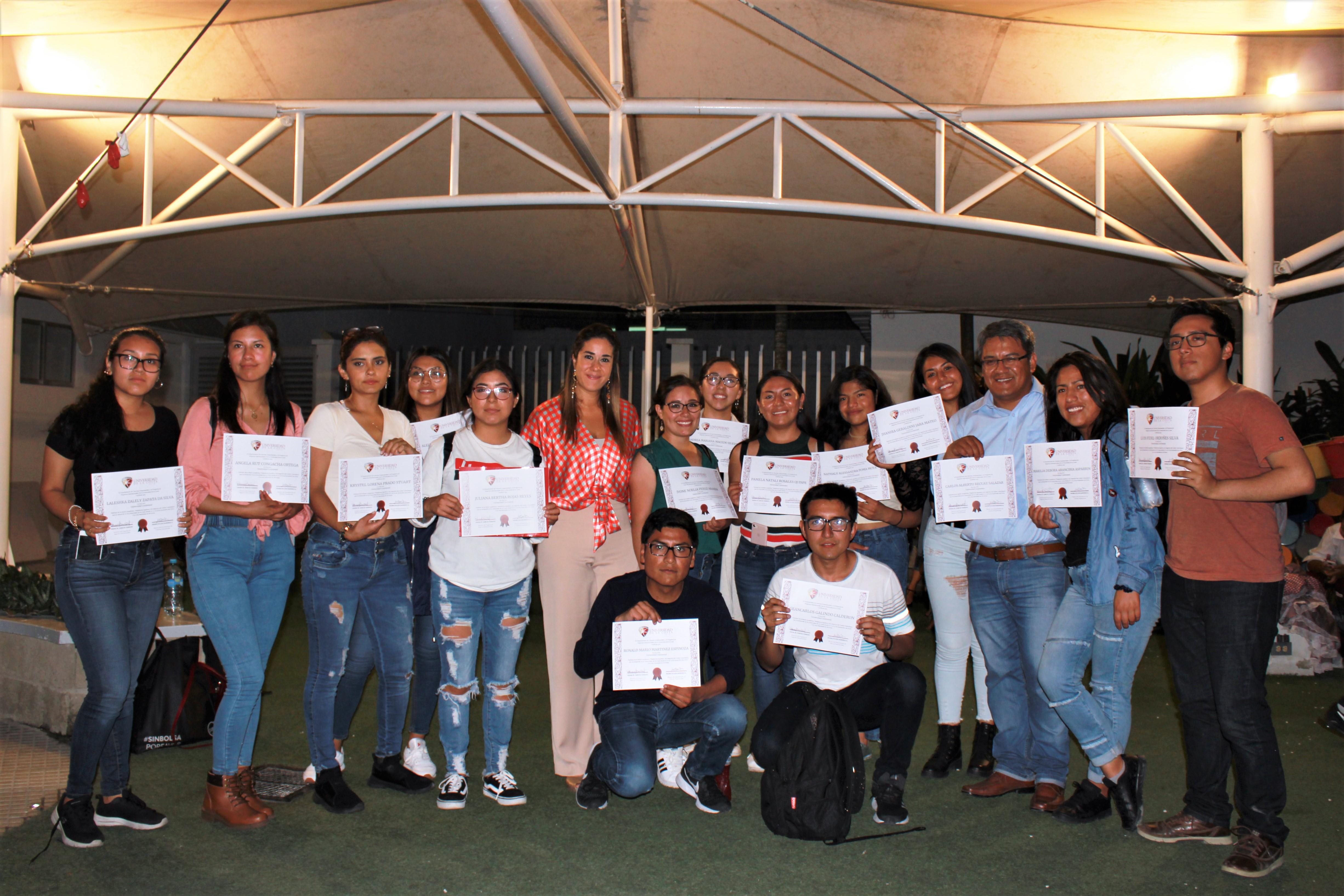 Estudiantes de Peru 1