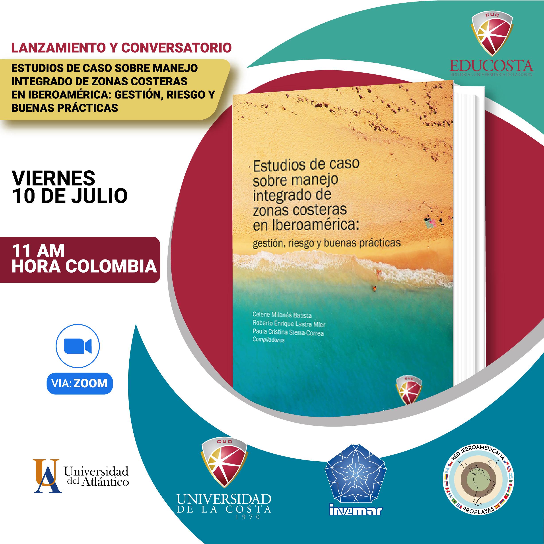 Lanzamiento libro universidad de la costa cuc