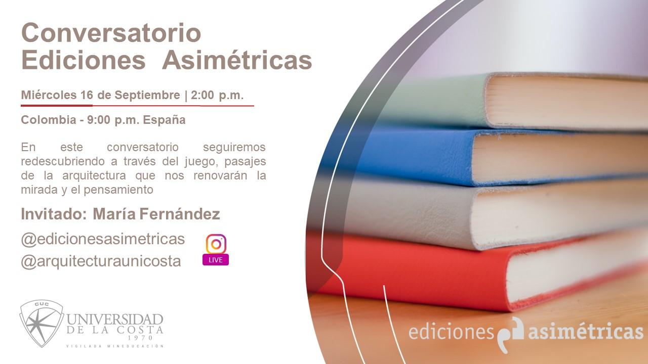 ediciones asimetricas universidad de la costa cuc