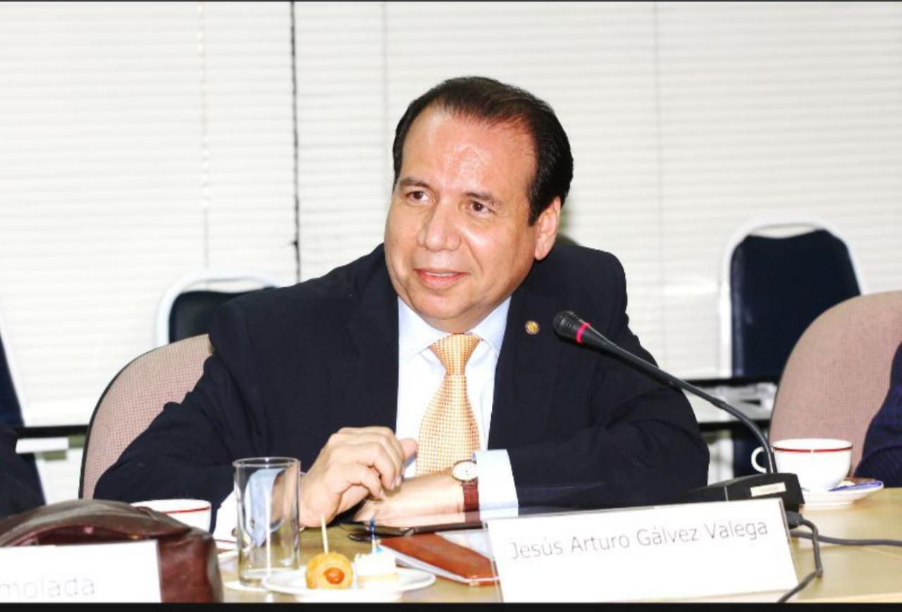 Jesus Galvez Conferencista internacional