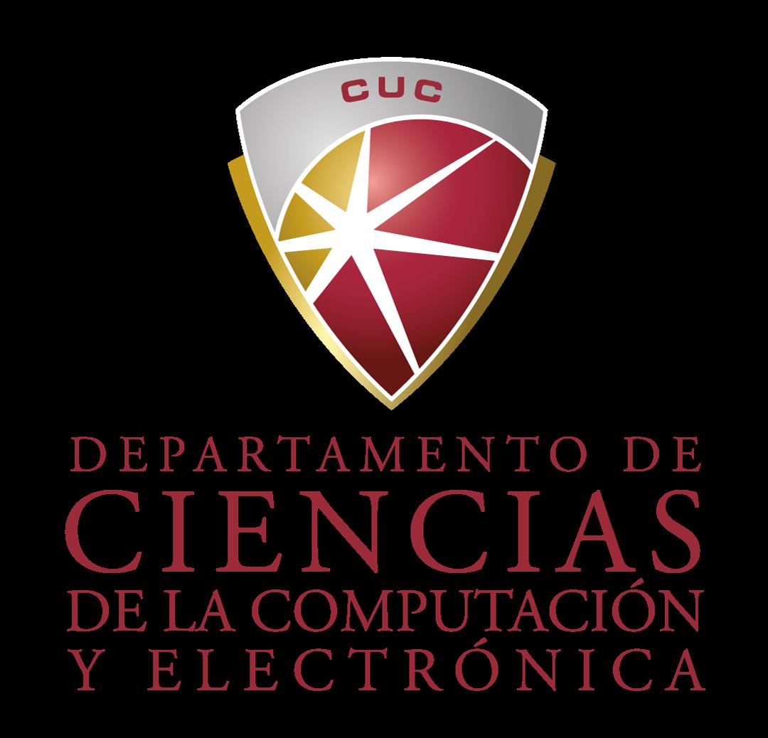 Logo dpto ciencias computacion electronica universidad de la costa cuc
