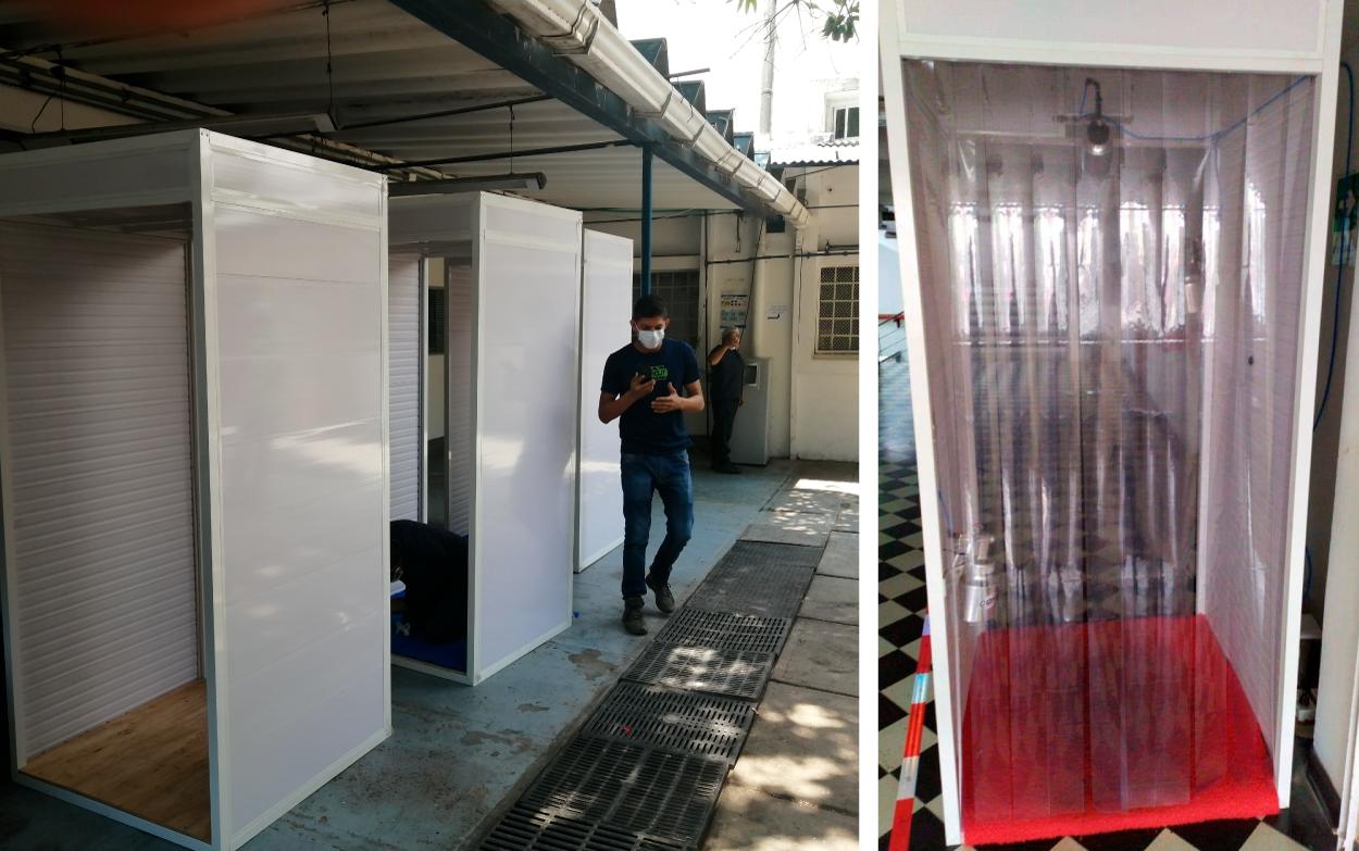 cabinas de esterilizacion covid 19 universidad de la costa cuc