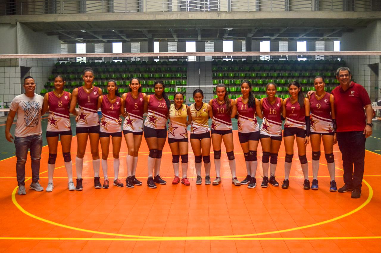 superliga de voleibol 2020 universidad de la costa cuc