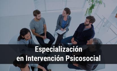 especializacion intervencion psicosocial unicosta cuc