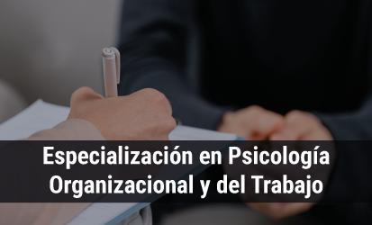 especializacion psicologia organizacional trabajo unicosta cuc