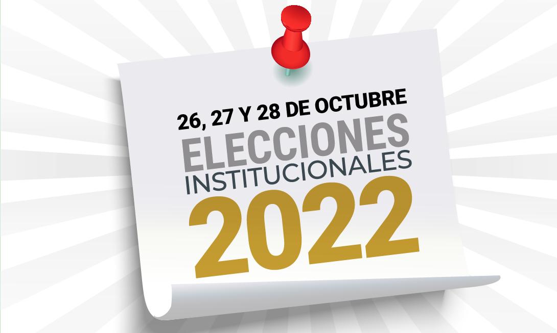 noticia elecciones institucionales 2022 universidad de la costa cuc