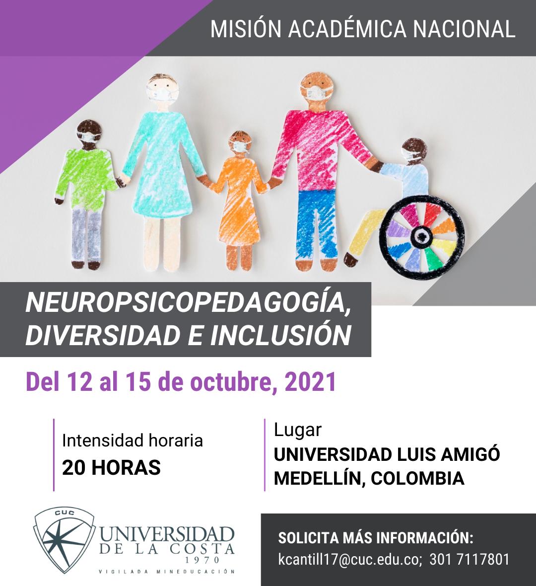 mision academica neuropsicopedagogia unicosta cuc 1