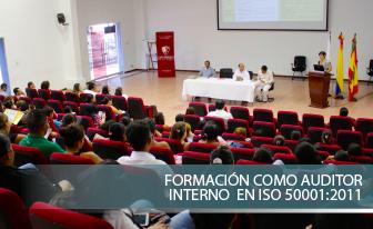 Formación como Auditor Interno en ISO 50001: 2011