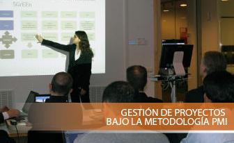 Gestión de Proyectos bajo la Metodología PMI